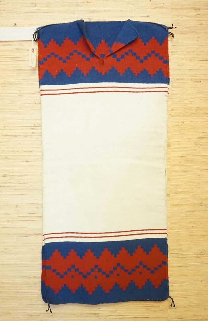 Navajo Rugs for Sale Company Antique Navajo Dress Weaving for Sale NRFSC0913 Image 001