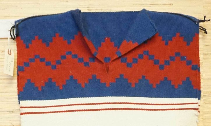 Navajo Rugs for Sale Company Antique Navajo Dress Weaving for Sale NRFSC0913 Image 002