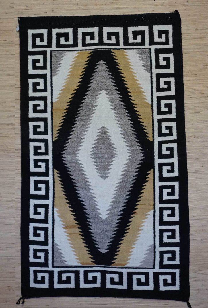 Navajo Rugs for Sale Company Historic Crystal Antique Navajo Rug for Sale Circa 1930 NRFSC0117 Image 001