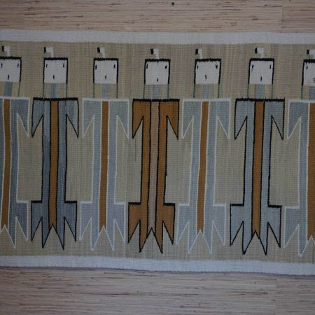 Navajo Rugs for Sale Company Modern Seven Female Yei Navajo Rug Weaving Circa 1950 for Sale NRFSC0778 Image 001