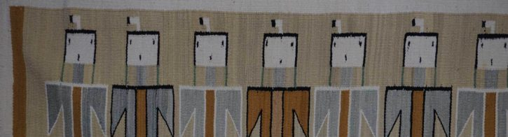 Navajo Rugs for Sale Company Modern Seven Female Yei Navajo Rug Weaving Circa 1950 for Sale NRFSC0778 Image 003